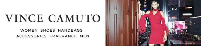 Vince Camuto, Women, Shoes, Handbags, Accessories, Fragrance, Men