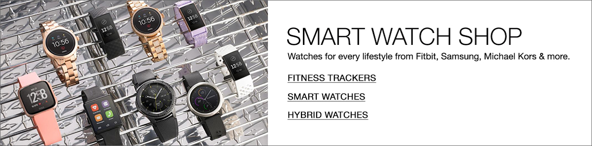 Smart Watch Shop, Fitness Trackers, Smart Watches, Hybrid Watches