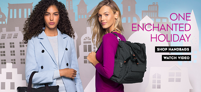One Enchanted Holiday, Shop Handbags, Watch Video