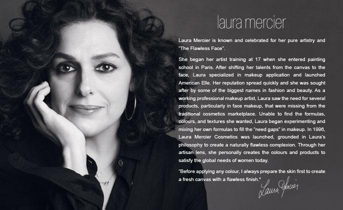 About laura mercier laura mercier see all brands for Laura mercier new york