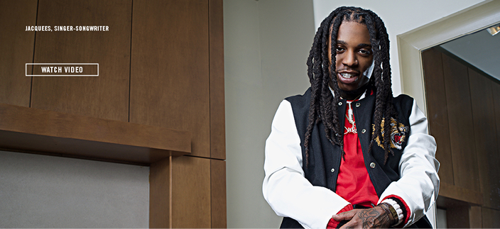 Jacquees, Singer-Songwriter, Watch Video