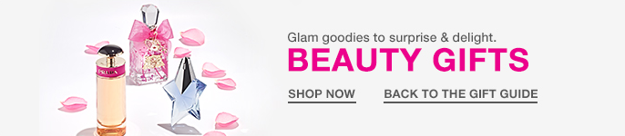 Glam goodies to surprise and delight, Beauty Gifts, Shop Now, Back to the Gift Guide