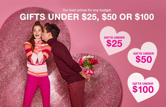 Valentine\'s Day Gifts For Her On A Budget 2018 - Macy\'s