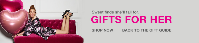 Sweet finds she'll fall for, Gifts For Her, Shop Now, Back To The Gift Guide