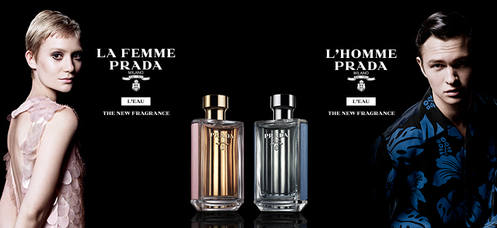 La Femme Prada , L'eau, The new Fragrance