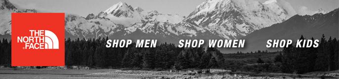 Shop Men, Shop Women, Shop Kids