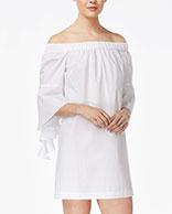 kensie off-the-shoulder dress.