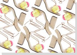 Summer Shoe Trends'