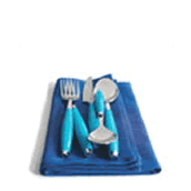 Flatware and Table Linens