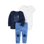 Boys' Layette Sets