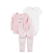 Girls' Layette Sets