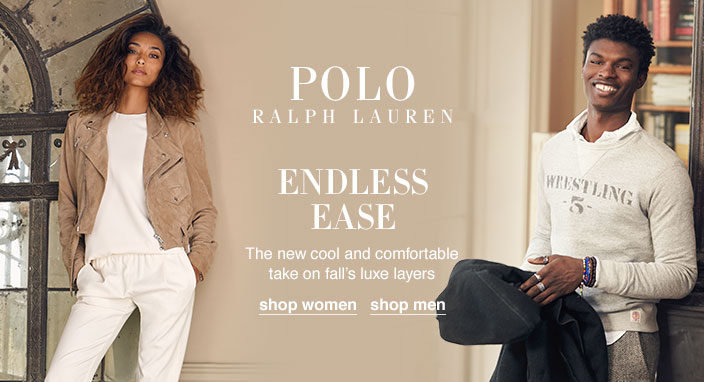 polo ralph lauren endless ease the new cool and comfortable take on fall\u0026#39;s luxe layers