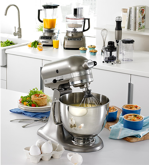 Top Kitchen Appliances Brands