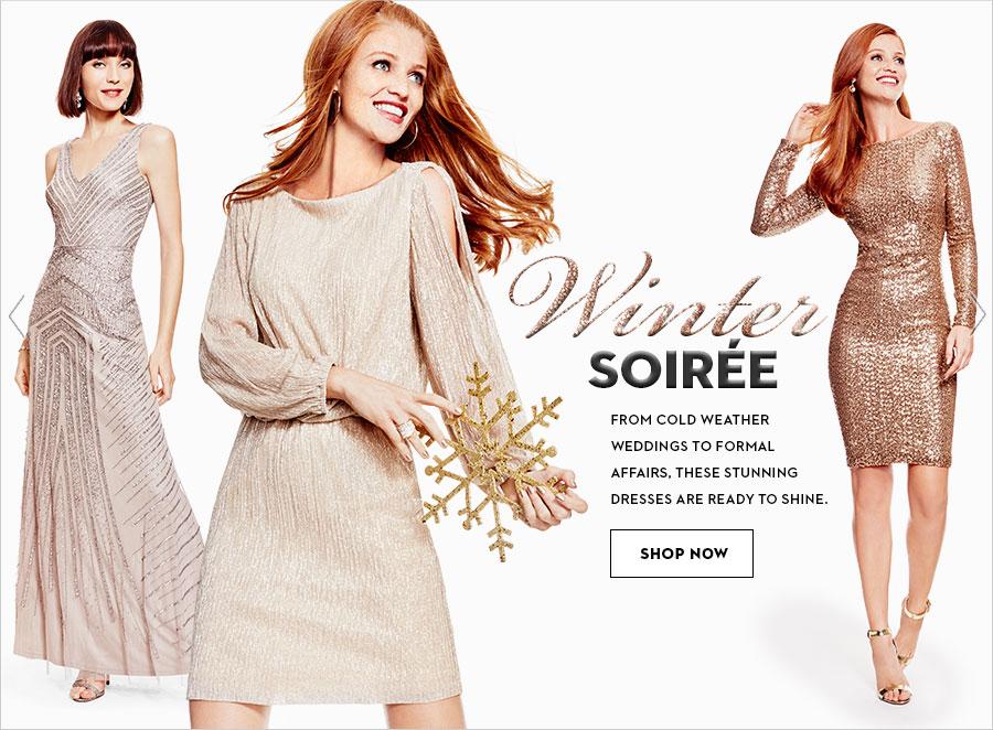 Winter Dresses - Macy\'s