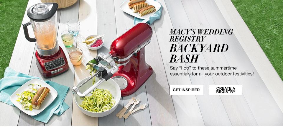 Macy S Gift Registry Wedding: Shop Fashion Clothing & Accessories