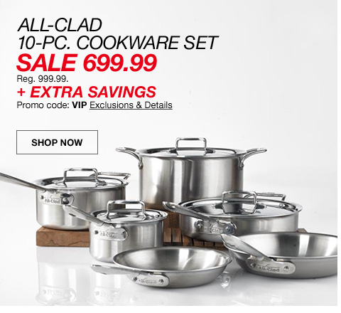 All clad coupons codes