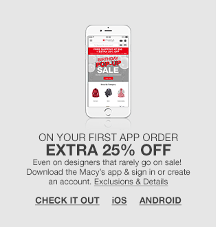 0019b0fbb1f TO GET THE EXTRA APP SAVINGS  Your single-use promo code will automatically  be applied in your app shopping bag toward your next app order.