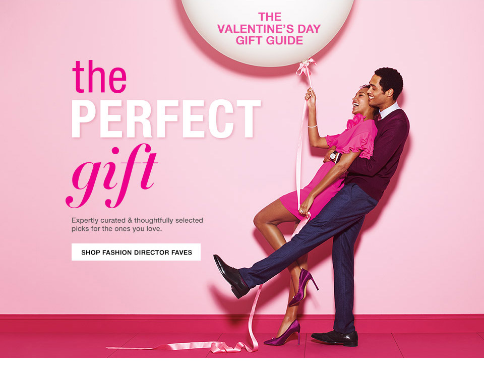 the valentines day gift guide. the perfect gift. expertly curated and thoughtfully selected picks for the ones you love.