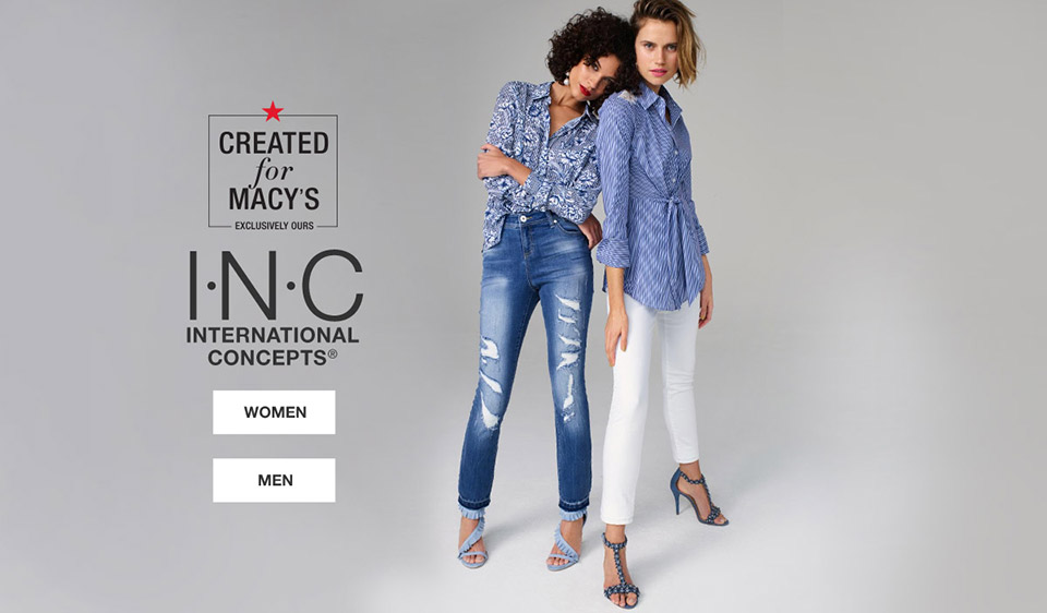 created for macys exclusively ours. inc international concepts
