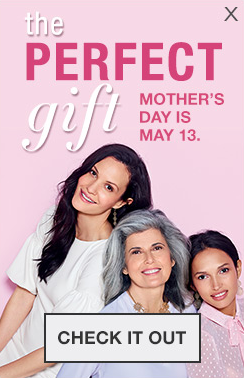 the perfect gift. mother's day is may 13th.