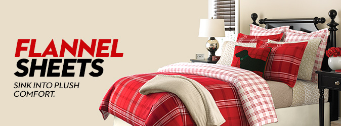 Flannel Sheets Buy Warm Flannel Sheets At Macy S