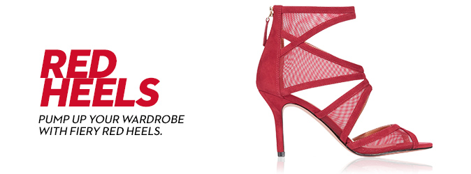 Red Heels: Shop for Red Heels at Macy's
