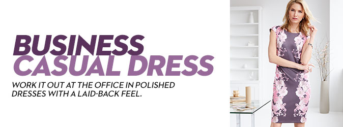 Business Casual Dress: Buy a Business