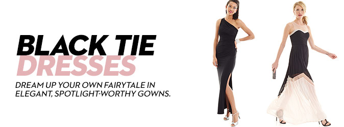 Black Tie Dresses: Shop for Black Tie Dresses at Macy&39s